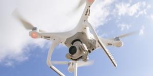 Grabaciones con dron